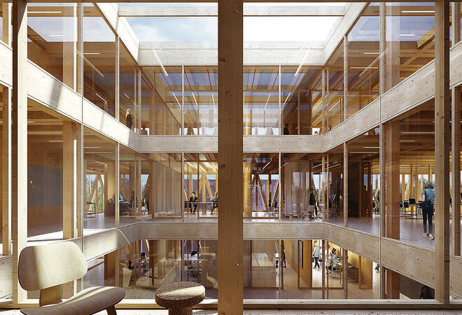 Visualisierung Innovationsfabrik